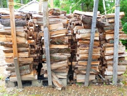 Construire Un Abri Pour Votre Bois De Chauffage Dans Notre