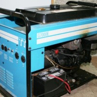 Utiliser une génératrice électrique à essence à la maison