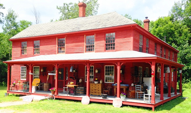 Peabody Tavern Antiques
