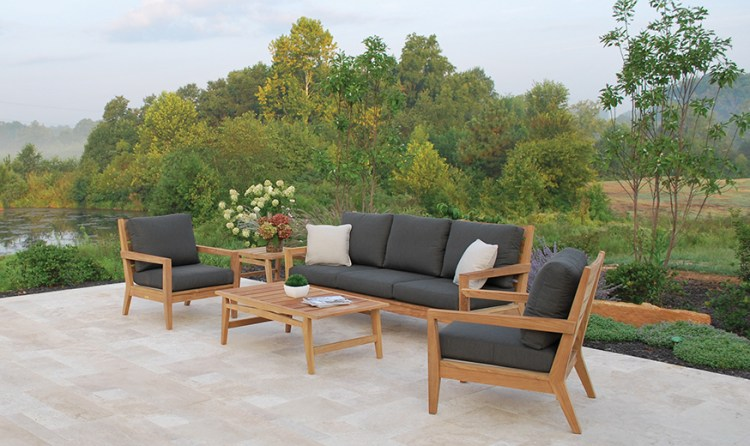 Care and Maintenance for Grade A Teak, Rustic Teak and more!