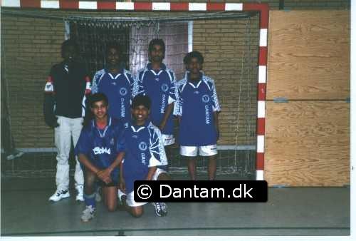Dantam IF Junior Hold i Fodbold 1998