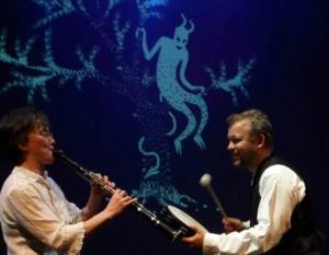 Jiddesch Mäerecher © Traffik Theater Luxembourg