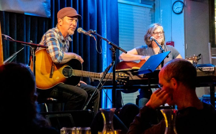 Peter Mulvey – Lamplighter Sessions 10/25/19