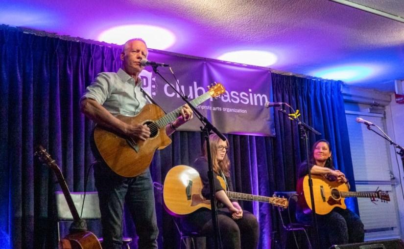 Rod Abernethy, Grace Morrison, Kim Moberg 2/13/20
