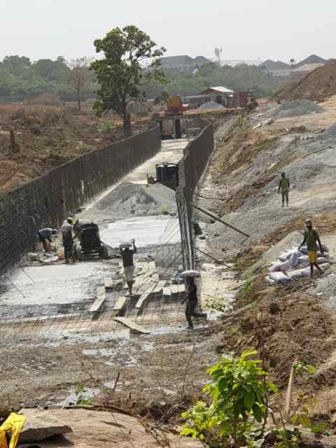 Central Drainage System