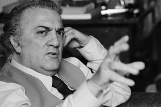 Image result for federico fellini