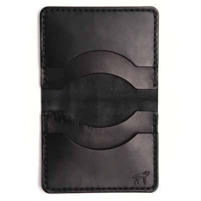 carteira de couro