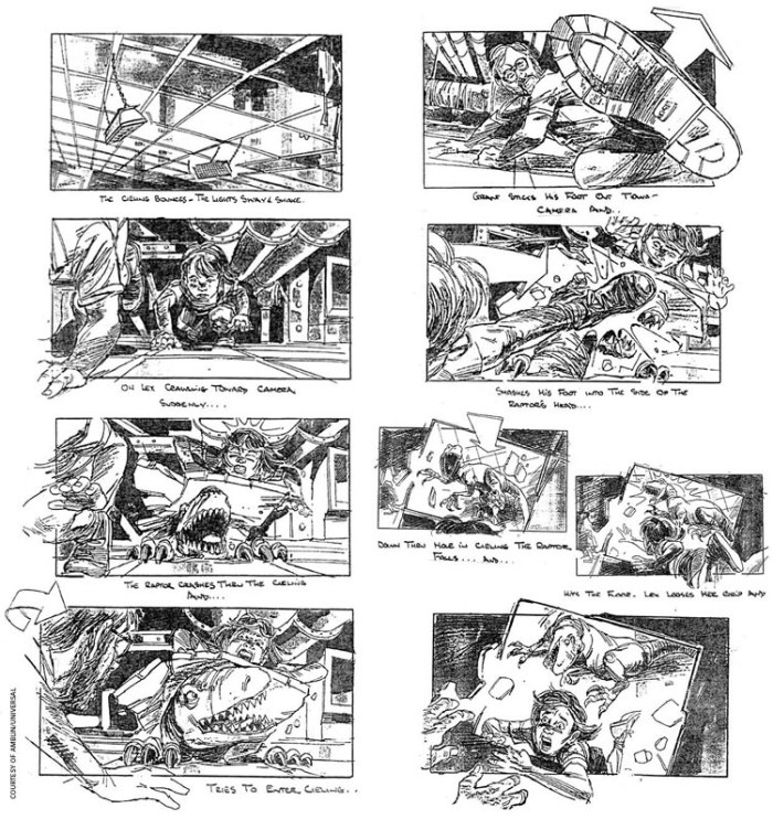 Storyboards_JurrasicPark