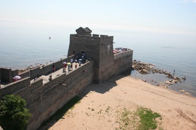 Dan Tomozei - Marela Zid la Marea Bohai 1