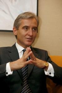 Ministrul Iurie Leanca B