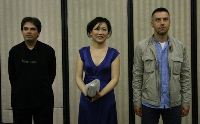2 Muzicieni romani apreciati la superlativ in China