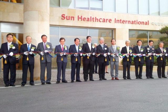 Inaugurarea Consulatului Onorific al Romaniei la Daejeon