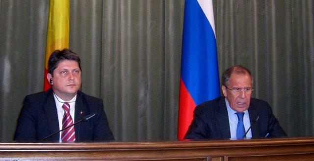 Titus Corlatean - Serghei Lavrov, Moscova 09.07.2013