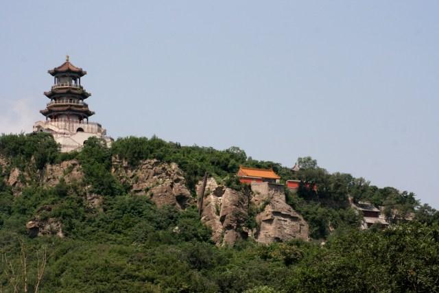 Templul Bixia Yuanjun Beijing 2
