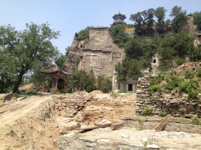 Templul Bixia Yuanjun Beijing 4