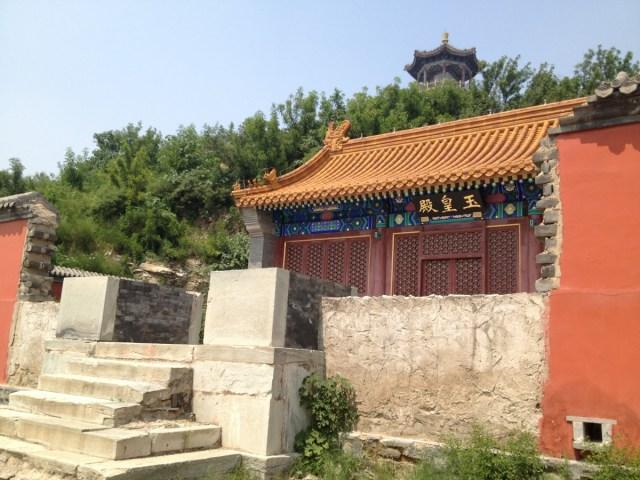 Templul Bixia Yuanjun Beijing 9