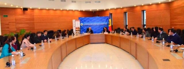 Dialoguri la Beijing - prezentare Chisinau