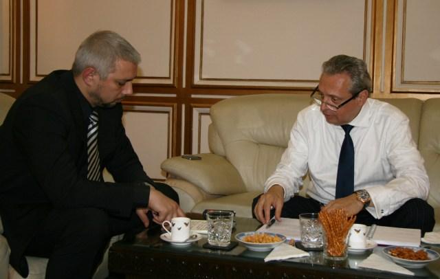 2 Ambasadorul Viorel Isticioaia-Budura, 22 noiembrie 2013 2