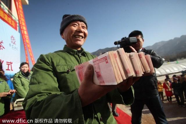Bonus la final de an chinezesc 2