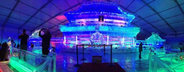 Festivalul ghetii si zapezii Beijing 2014 2