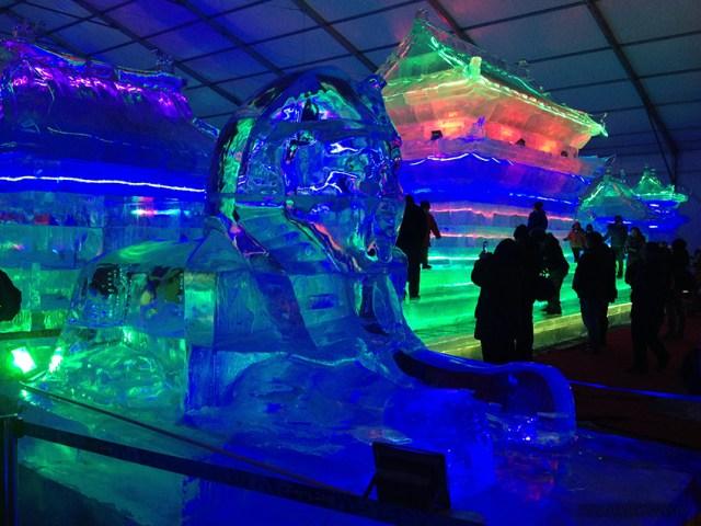 Festivalul ghetii si zapezii Beijing 2014 6