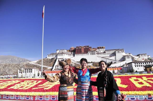 Aniversare 55 de ani Tibet 5