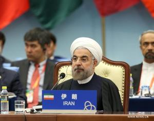 CICA, Shanghai 2014 Hassan Rouhani