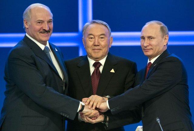 Uniunea Economica Eurasia - Rusia, Belarus, Kazahstan 1