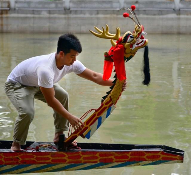 Festivalul Barcilor Dragon sau Duanwu 2