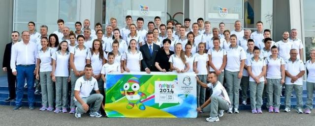 1 Romania la JOT Nanjing 2014