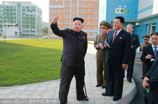 Kim Jong-un, aparitie dupa 40 de zile 1