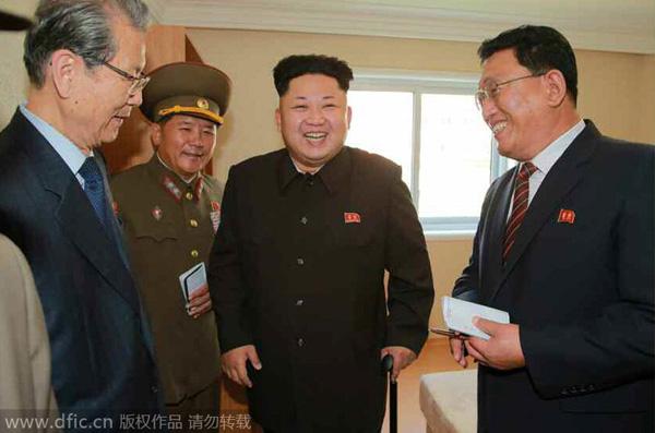 Kim Jong-un, aparitie dupa 40 de zile 4