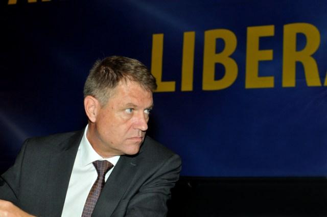 Klaus Iohannis, liber