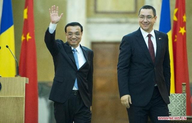 Cooperarea Romania - China un cadrul formatului China-ECE