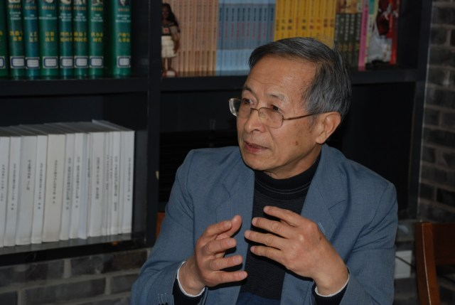 Interviu prof Luo Dongquan, decembrie 2014 C