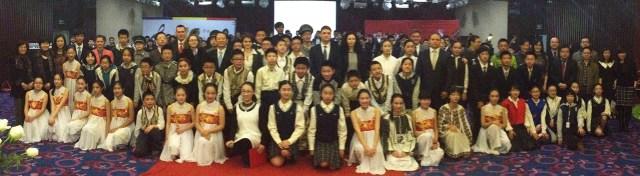 Cultura romana omagiata in China AA