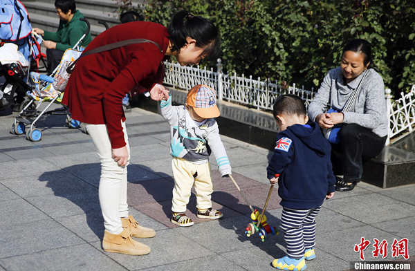China asteapta un Baby Boom 2