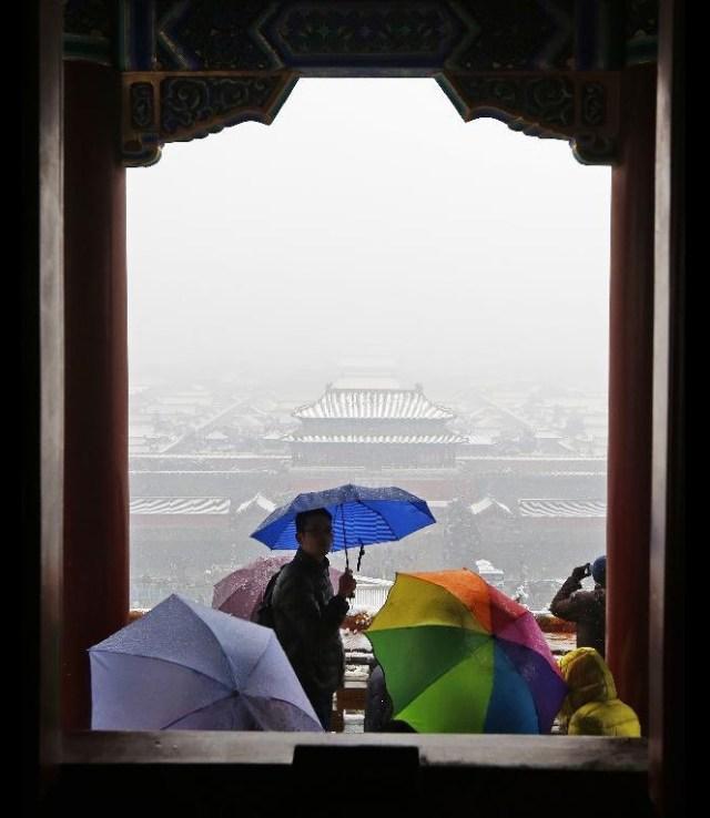 Ninsoare de anul nou la Beijing 2015, E