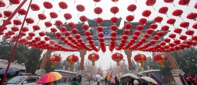 Ninsoare de anul nou la Beijing 2015, I