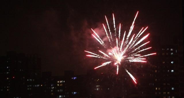 Petarde anul nou chinezesc 2015