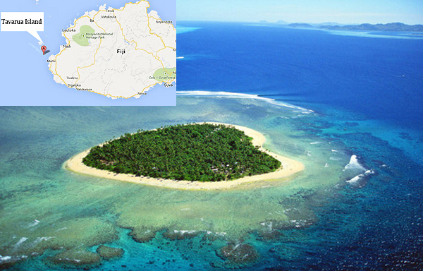 Insula din Fiji cumparata de un milionar chinez