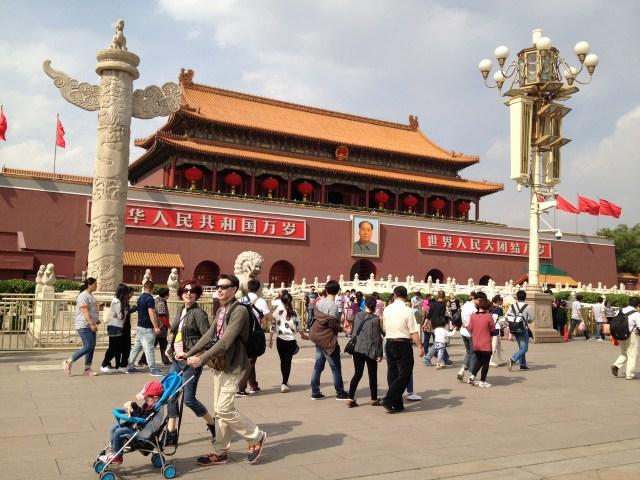 Orasul Interzis, Beijing