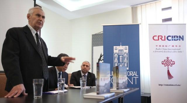 Dan Tomozei - Diplomatia Panda, Bucuresti 23 aprilie 2015