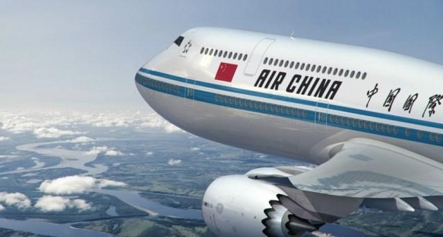 Air China zbor