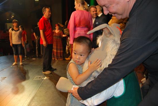 Festival China Muzicantii din Bremen, regizat de Attila Vizauer 3