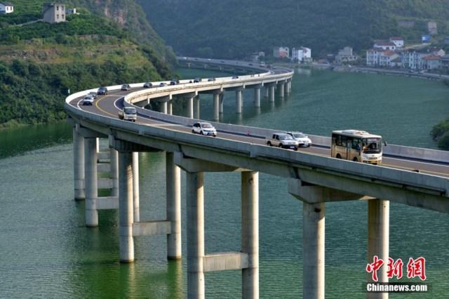 1 Drumul peste ape de 10,9 km in China