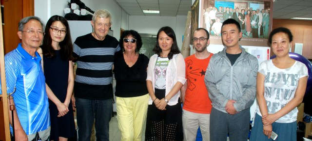 Emanuel Druckman la Radio China International