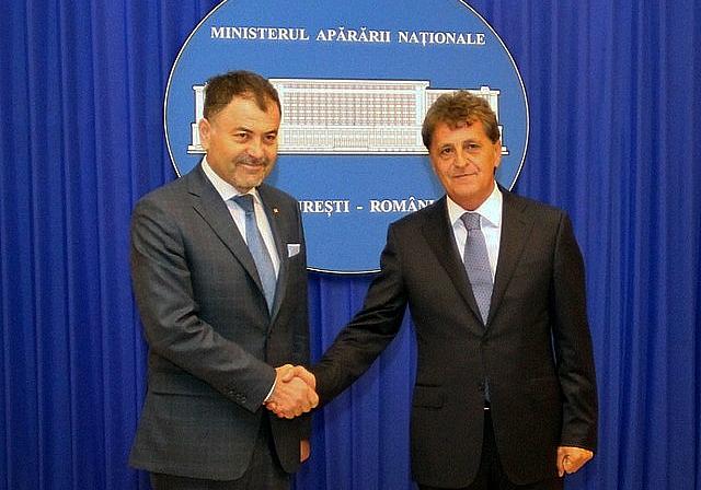 Mircea Dusa - Anatolie Salaru, Bucuresti 20 august 2015
