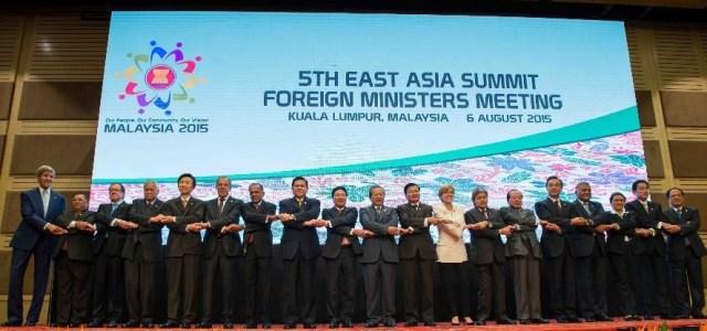Summitul ASEAN, Kuala Lumpur 6 august 2015