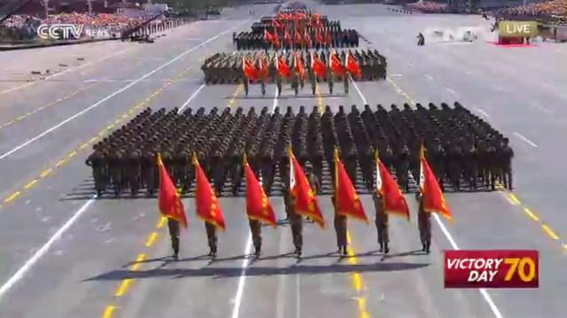 Parada China 70 Ani WWII, 03.09.2015 B